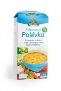 Biolinie Pohanková polévka 136g Bio