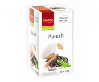 Apotheke Pu-erh černý čaj 20 x 1,8 g