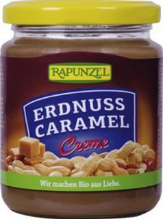 RAPUNZEL pomazánka arašídovo-karamelová bio 250g
