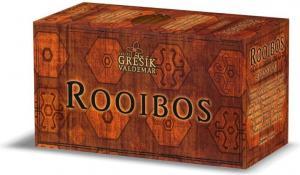 Grešík Rooibos čaj á 20 x 1,5 g