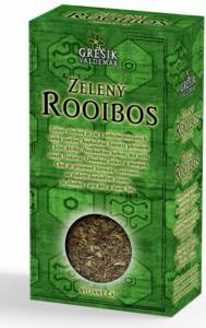 Grešík Čaje 4 světadílů Zelený Rooibos 70 g