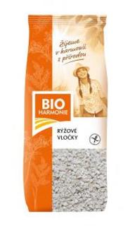Bioharmonie Rýžové vločky 200g