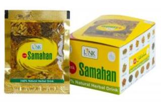 Link Samahan ajurvédský bylinný nápoj 25x4g