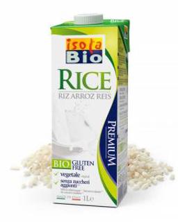 Isola BIO Rýžový nápoj přírodní 1 l