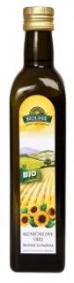 BIOLINIE Slunečnicový olej 500ml