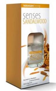 Sodasan Osvěžovač vzduchu santalové dřevo 200ml Bio