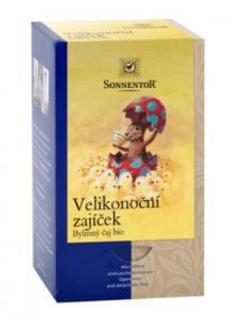 Sonnentor bio čaj Velikonoční zajíček n.s. 18x1,5g