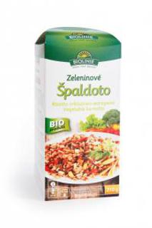 Biolinie Zeleninové špaldoto 210 g Bio