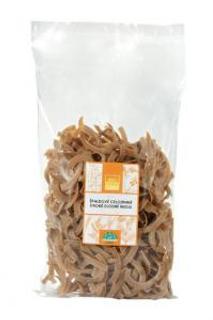 ŠPALDOVÉ celozrnné široké nudle dlouhé bio těstoviny 250g