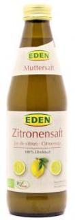 Eden Šťáva citronová BIO 330 ml