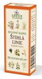 Grešík Štíhlá linie bylinné kapky 50 ml