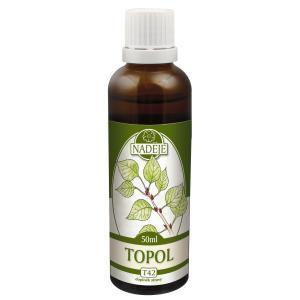 Naděje Topol bylinná tinktura 50 ml