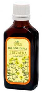TŘEZALKA bylinné kapky 50ml Grešík