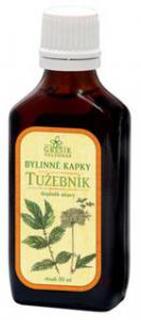TUŽEBNÍK bylinné kapky 50ml Grešík