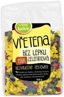 Apotheke Vřetena BEZLEPKOVÁ zeleninová MIX 300g