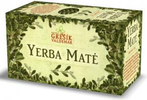 Grešík Yerba maté čaj 20 x 1,5 g