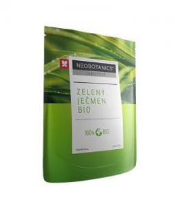 Neobotanics Zelený ječmen BIO 150g