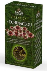 Grešík Zelený čaj s echinaceou 70 g