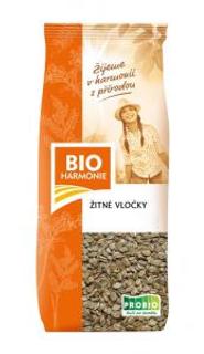Bioharmonie Žitné vločky 250g