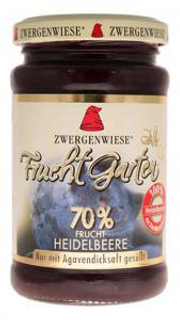 Zwergenwiese Džem borůvkový 225g Bio