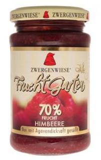 Zwergenwiese Džem malinový 225g Bio