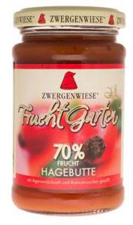Zwergenwiese Džem šípkový 225g Bio