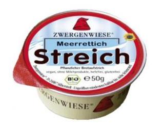 Zwergenwiese Pomazánka s křenem 50g Bio