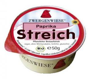 Zwergenwiese Pomazánka s paprikou 50g Bio