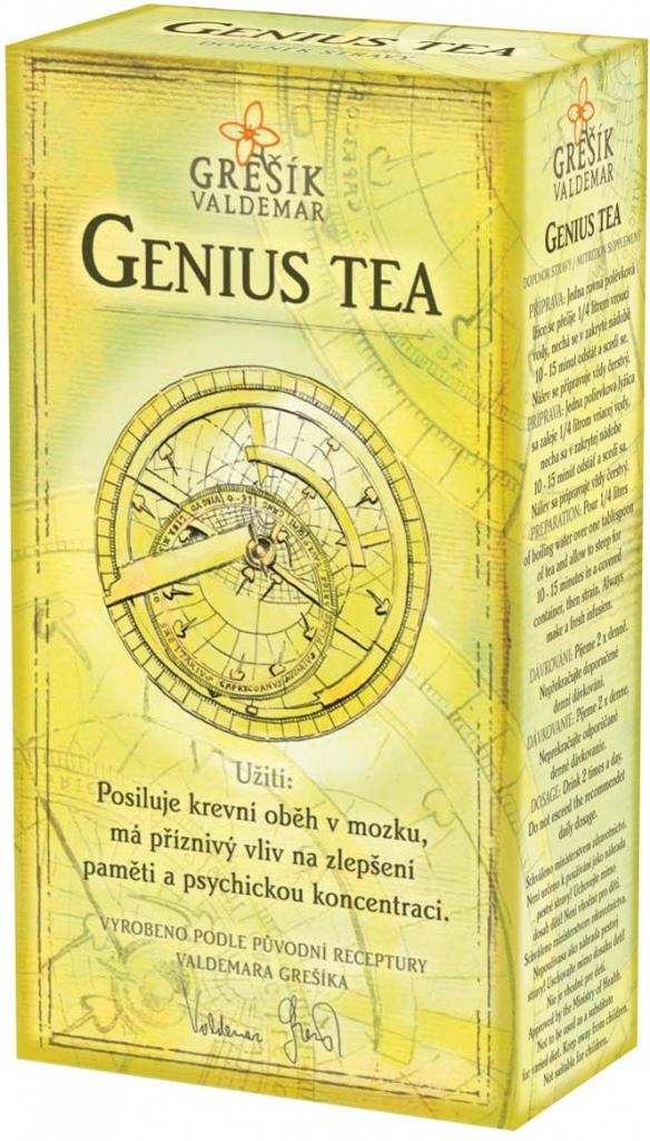 Grešík Genius Tea 50g