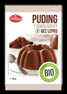 Amylon Puding čokoládový bez lepku 40g