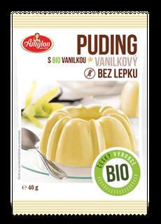 Amylon Puding vanilkový 40g bez lepku