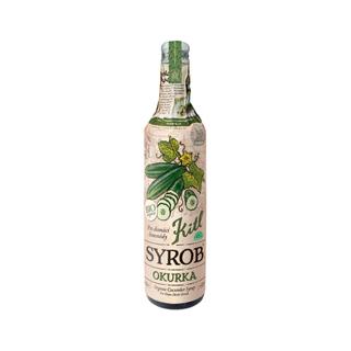 Kitl Syrob okurka 0,5l Bio