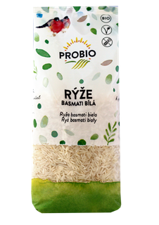 PROBIO Rýže basmati bílá 500g Bio