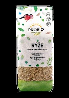 PROBIO Rýže dlouhozrnná natural 500g Bio
