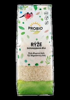 PROBIO Rýže dlouhozrnná bílá 500g Bio