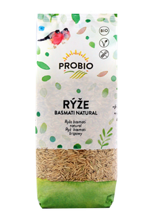 PROBIO Rýže basmati natural 500g Bio