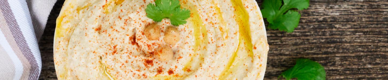 Recept Hummus