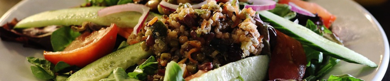 Recept Jarní vitamínový salát s quinoou a fazolemi