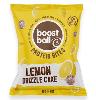 Boost Bites Citronový dort s přidaným proteinem 45g
