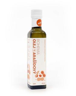 Bohemia olej Olej arašídový 250ml