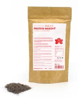 Bohemia olej Proteinový prášek makový 250g
