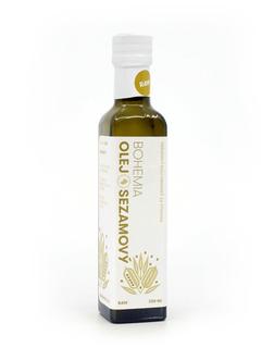 Bohemia olej Olej sezamový 250ml