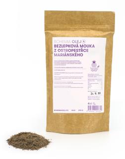 Bohemia olej Ostropestřcová bezlepková mouka 250g