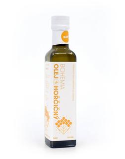 Bohemia olej Olej hořčičný 250ml