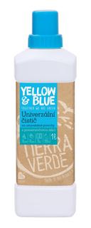 Yellow & Blue Univerzální čistič s pomerančovou silicí 1l