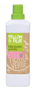 Yellow & Blue Máchadlo prádla s levandulovou silicí 1l