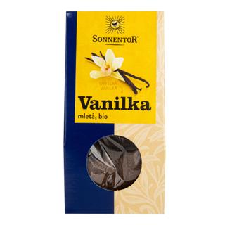 Sonnentor Vanilka mletá 10g Bio