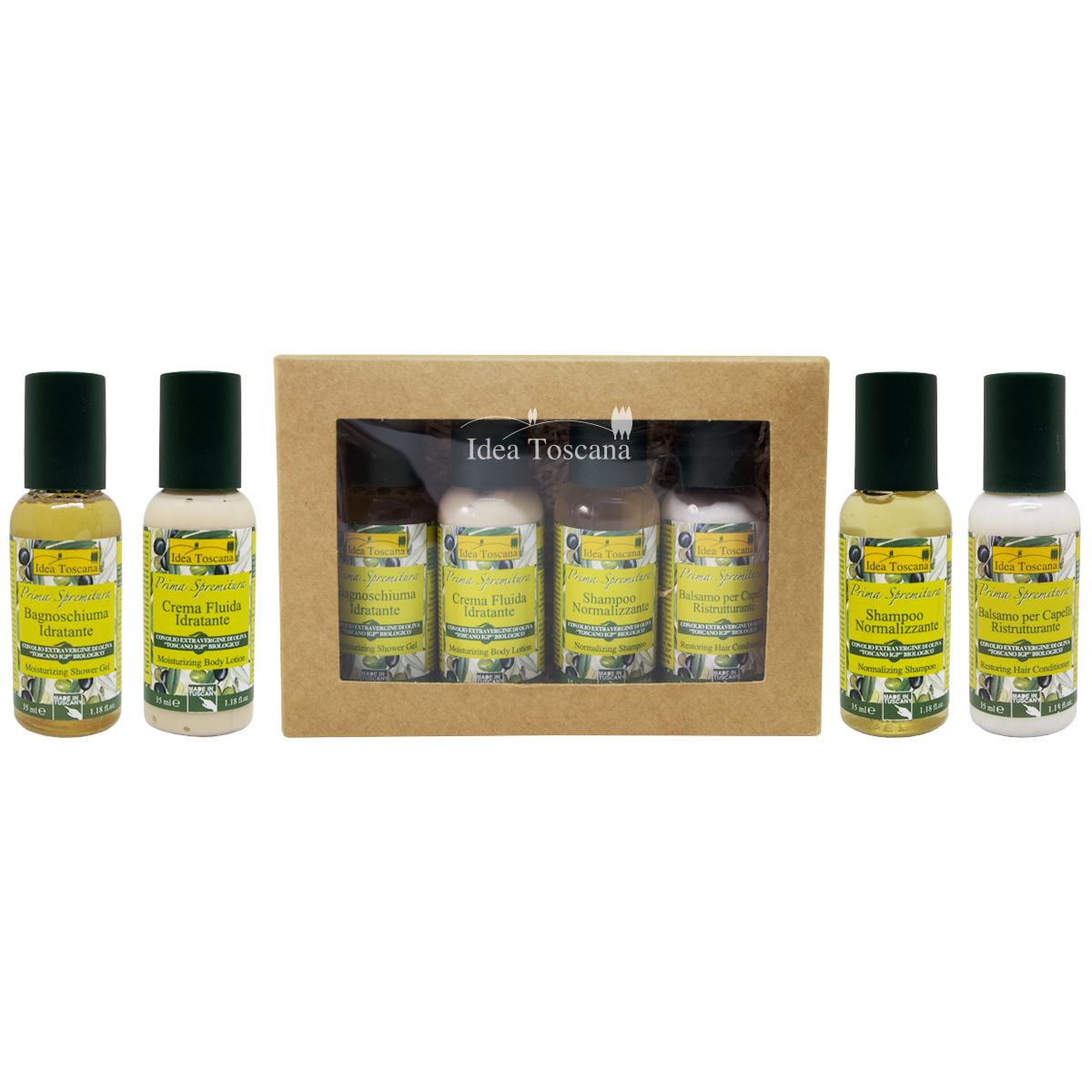 Prima Spremitura Dárková kolekce Travel Gift Box