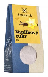 Sonnentor Vanilkový cukr 50g Bio