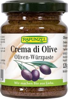Rapunzel Olivový krém 120g Bio